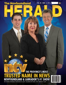 NFLD Herald | No. 9: The NTV News Team