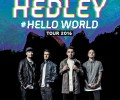 Hedley at Mile One