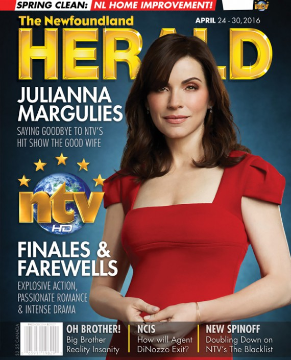 The Newfoundland Herald with Julianna Margulies