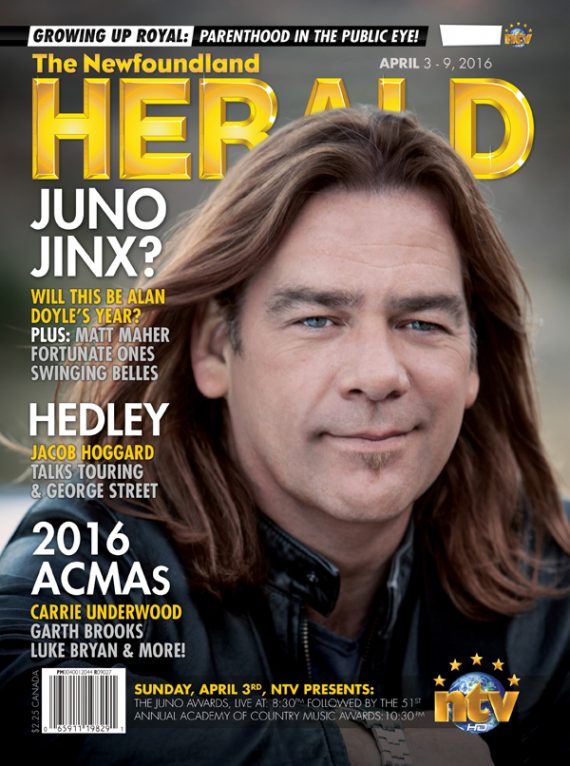 Newfoundland Herald with Alan Doyle