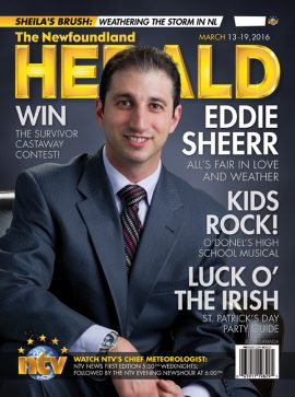 Newfoundland Herald with Eddie Sheerr