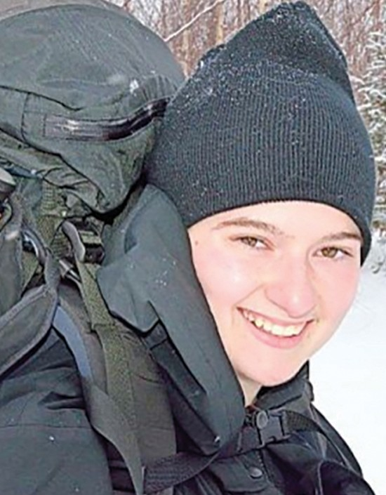 Cadet CWO Jenna Parsons of the 2615 Victoria Lions Army Cadets shares details of her adventure of a lifetime when she was chosen to travel to Chile.