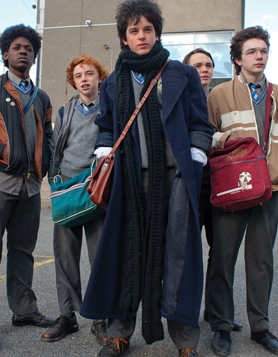 Dublin's John Carney caught up with The Herald to discuss his true-to-home musical rom-com Sing Street.