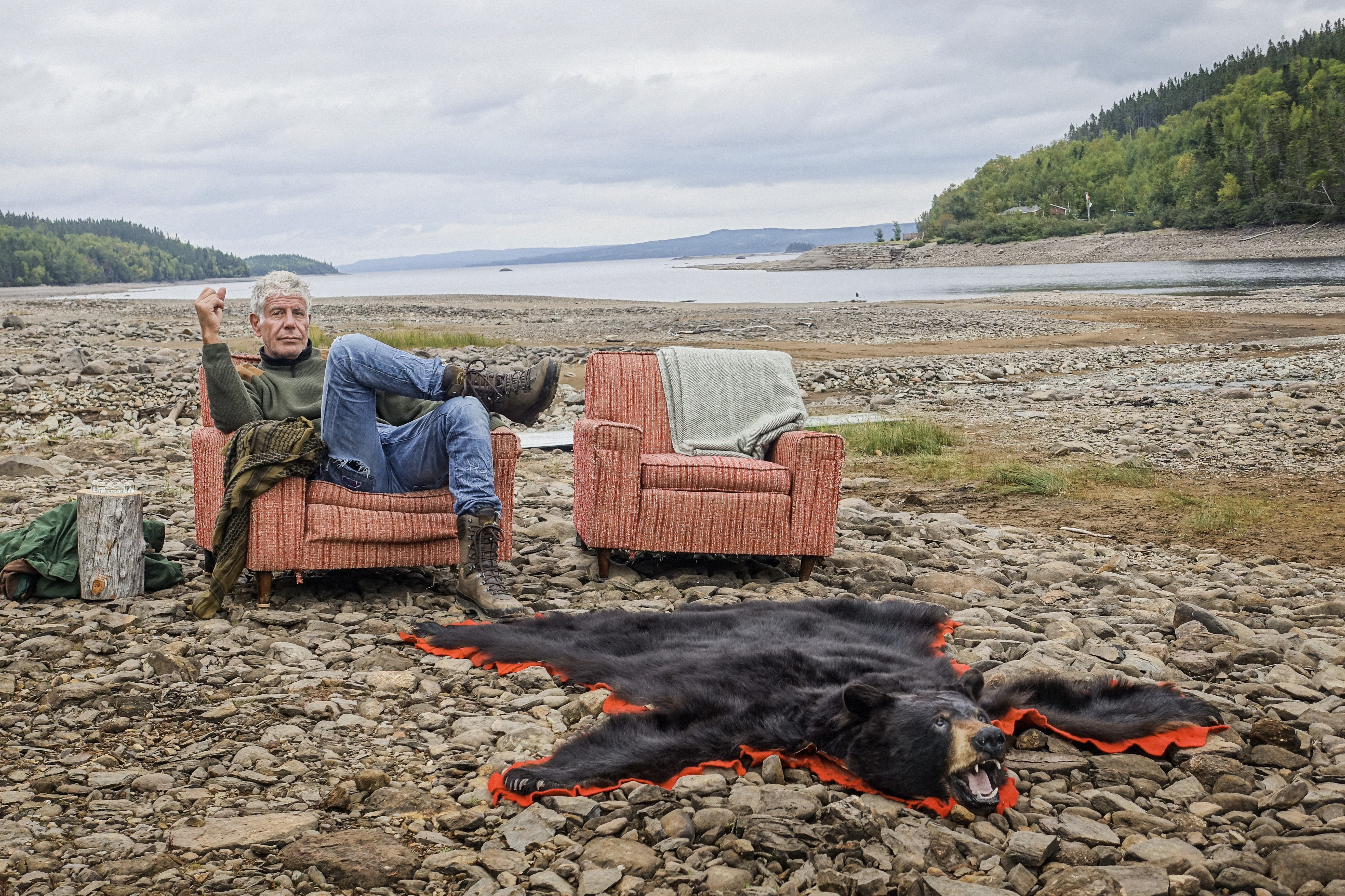 Chef Anthony Bourdain's Trip to NL to air May 13th