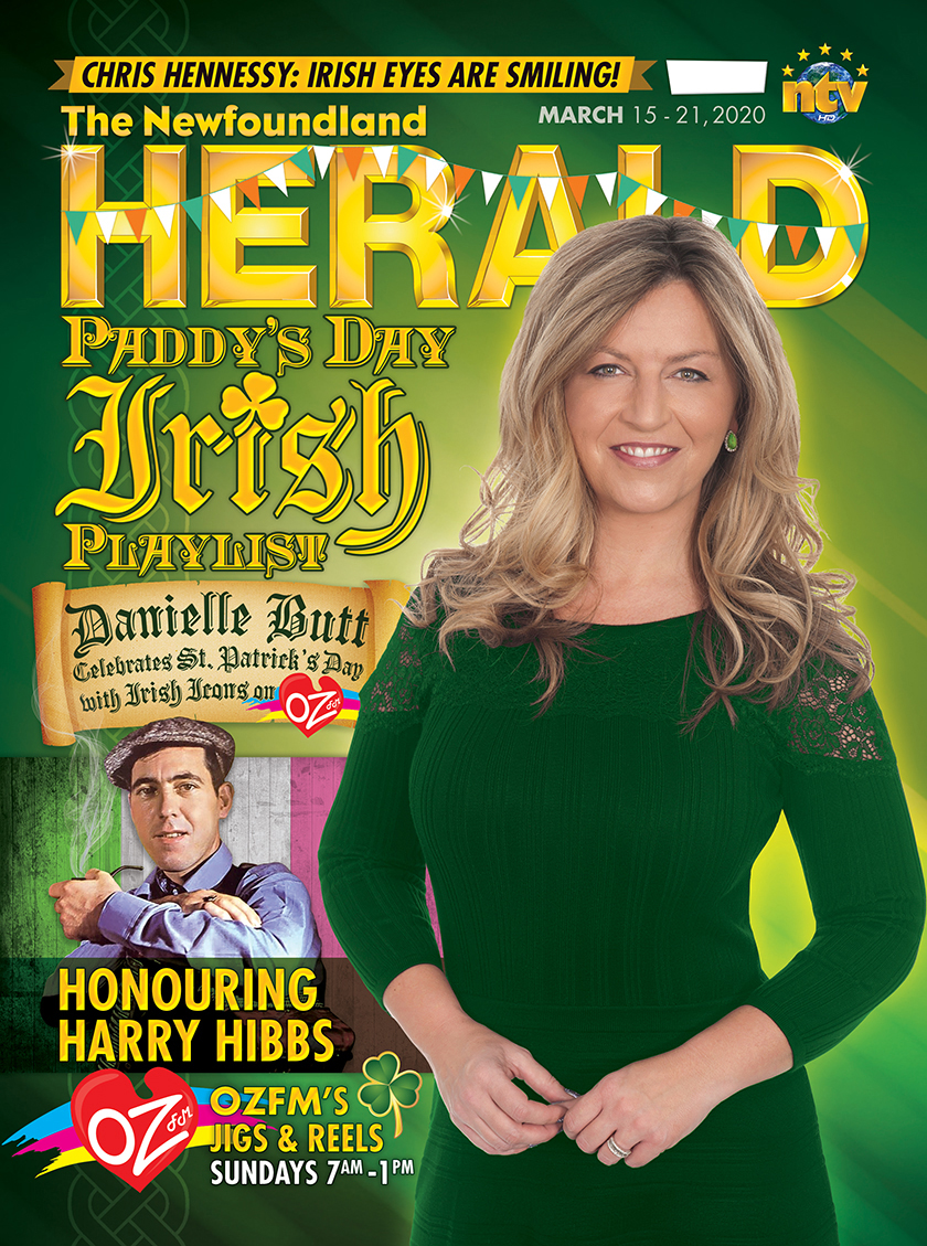 Issue #2011 | March 15 - March 21 - Newfoundland Herald